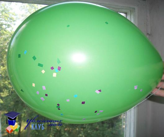 опыты для детей: воздушный шарик