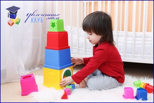 Интеллектуальное развитие ребенка 3 лет