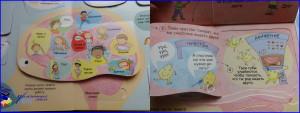 детские книжки с окошками