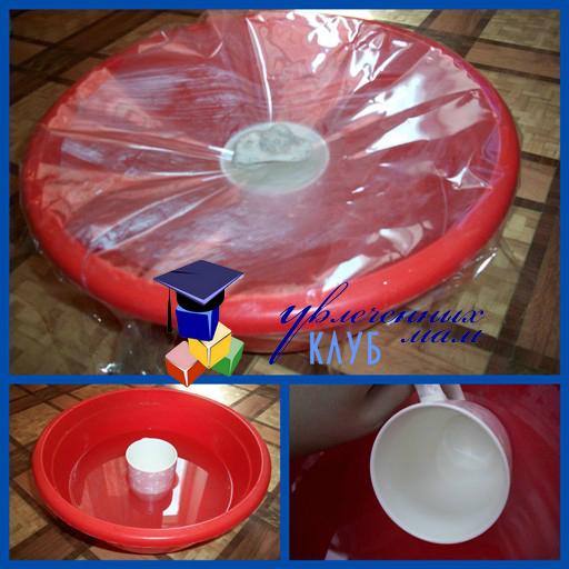 опыты для детей: пресная вода из соленой