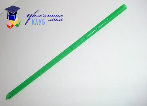 Флейта из трубочек своими руками 34