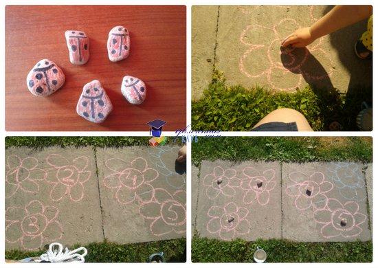 игры с камнями на счет