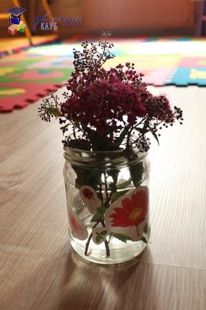 цветочный др для девочки