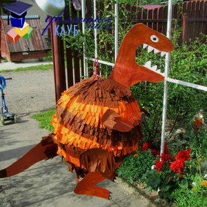 День рождения Динозавры