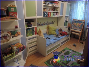 Егоркина комната
