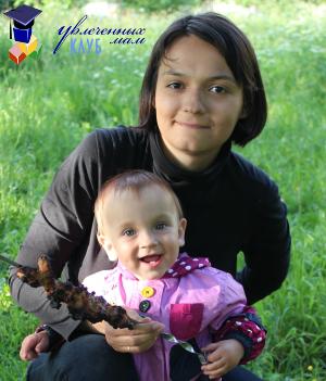 Увлеченная мама Татьяна Доминова