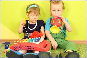 развитие музыкального слуха