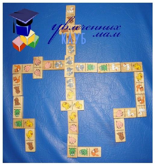 Домино Крест