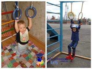 Физическое развитие от рождения до 6 лет