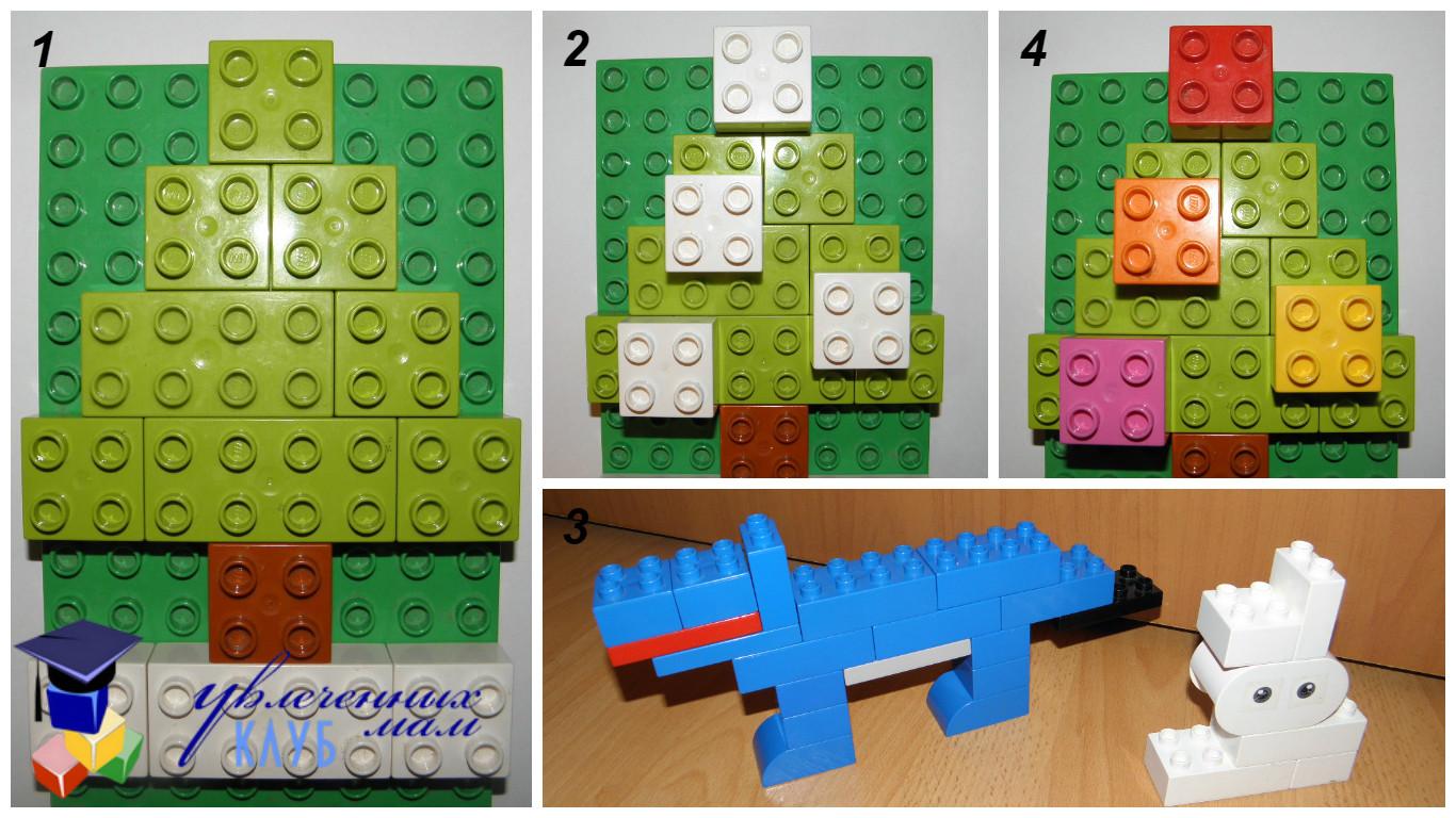 Схемы поделок из конструктора лего 36