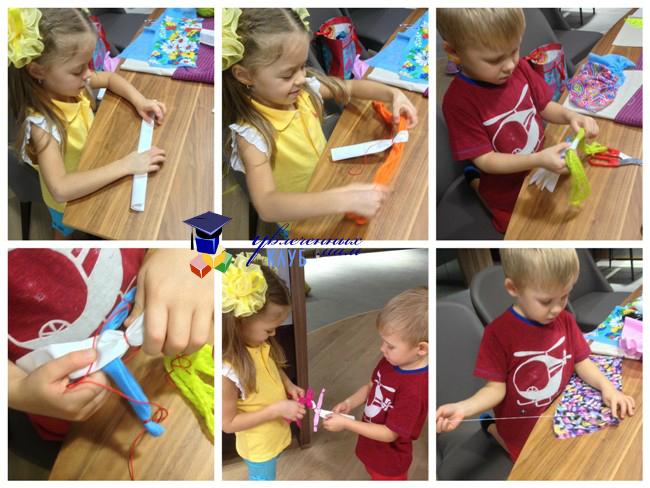 Изготовление куклы-Веснянки