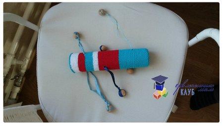 Погремушка-перетягивалка_готовая игрушка