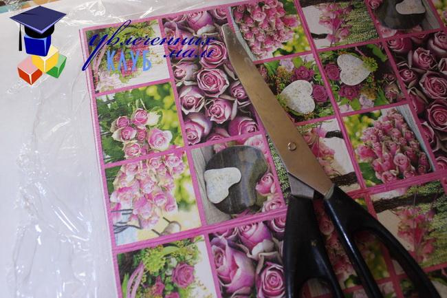 Как сделать декоративную бумагу своими руками