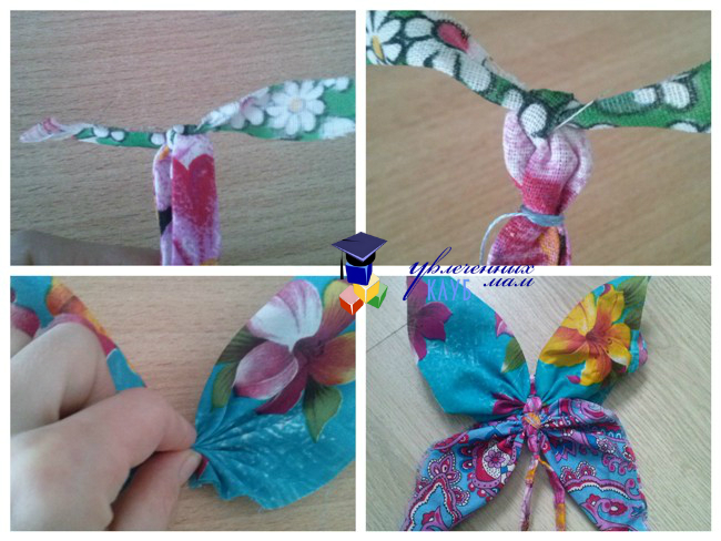 Бабочка - браслет