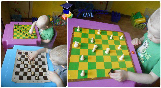 Лабиринты в шахматах