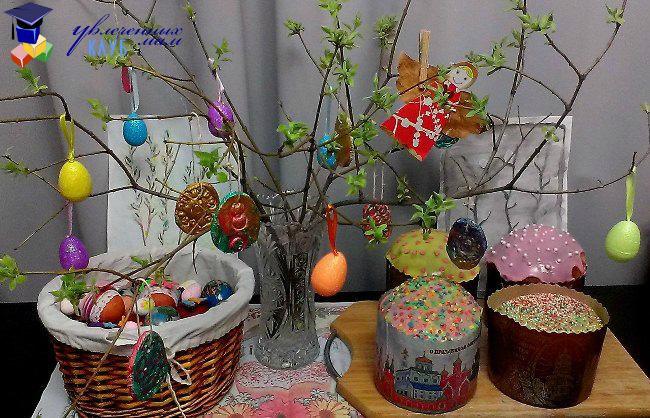 Подготовка к Пасхе и Пасхальный квест для детей