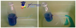 Как сделать трубочки из бутылки 407