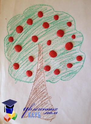 Летнее дерево