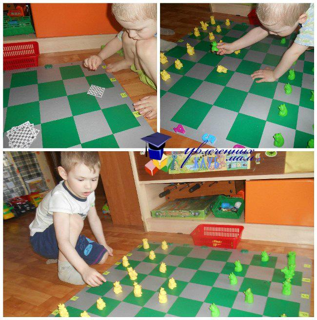 Правила проведения шахматной партии
