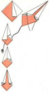 Схема змея Монах