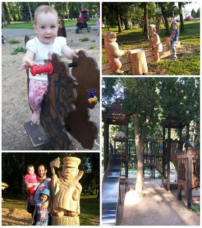 Суздаль с детьми детские площадки