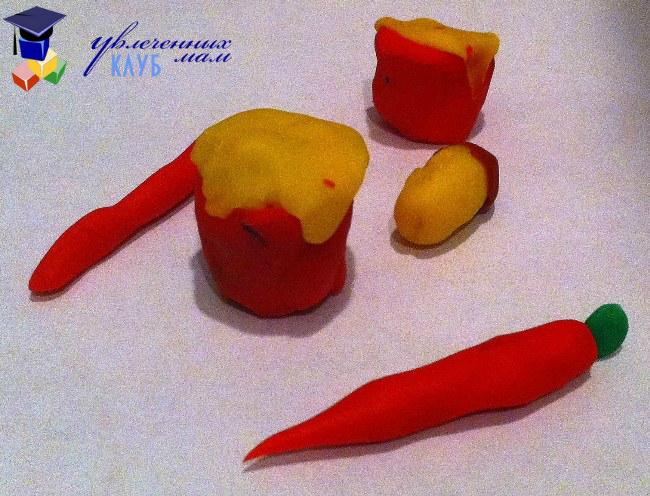 Морковка и горшочек меда