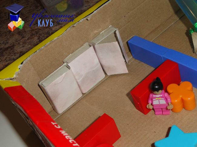 Шкафчики в детском саду