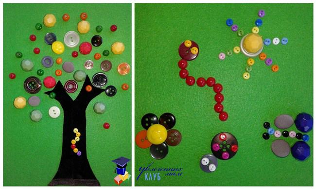 10 игр с пуговицами, которые помогут развивать ребенка