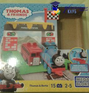 """Набор от MEGA BLOKS """"Thomas and Friends"""""""