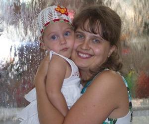 Ольга Лунде и Аня
