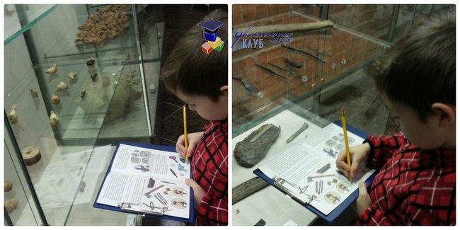 музей археологии семейное путешествие