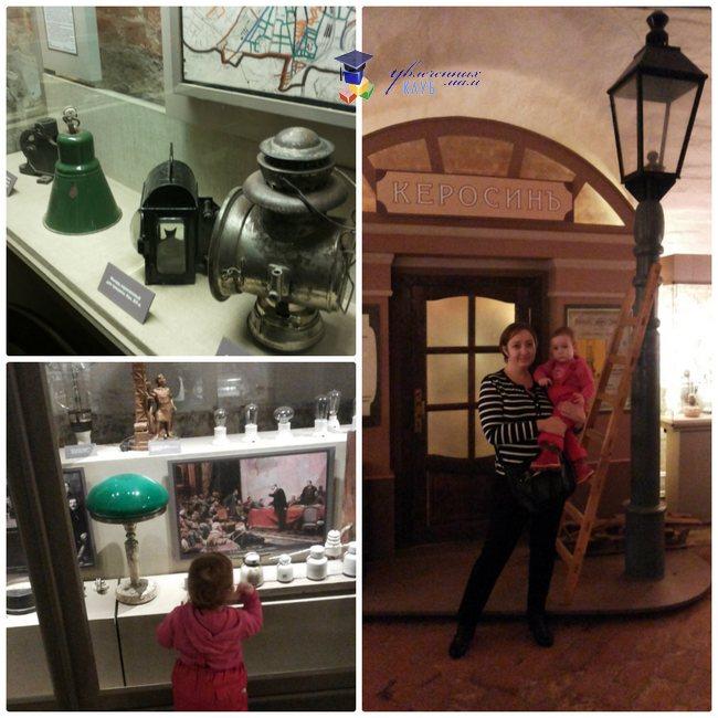 музейные экспонаты огни москвы